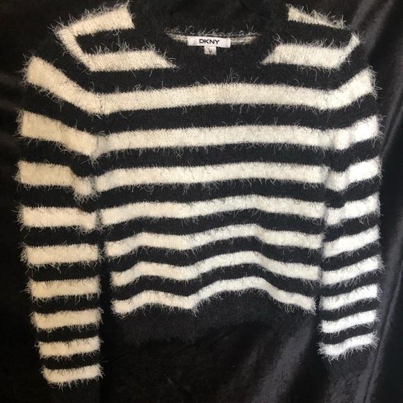 Dkny Sweaters - DKNY Eyelash Sweater